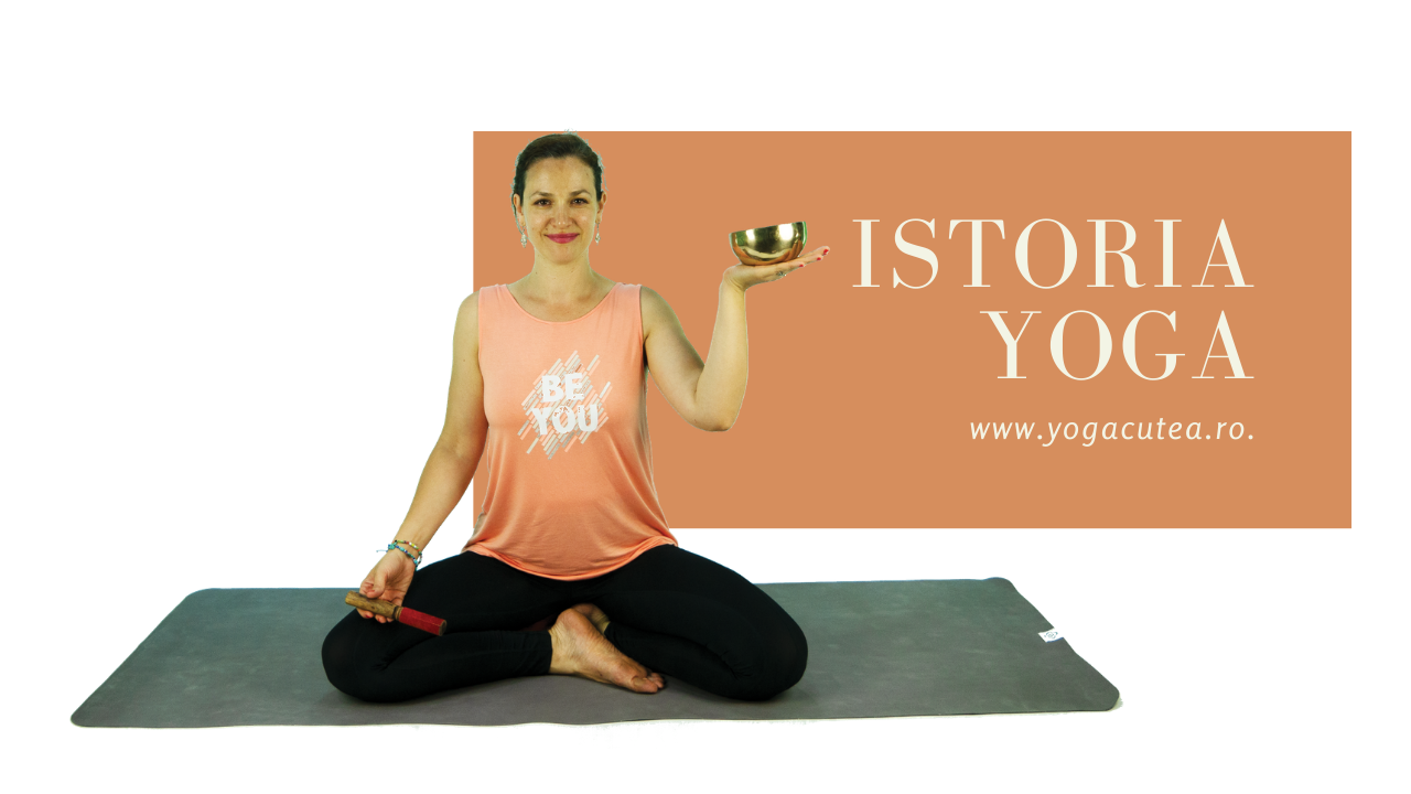 Istoria Yoga